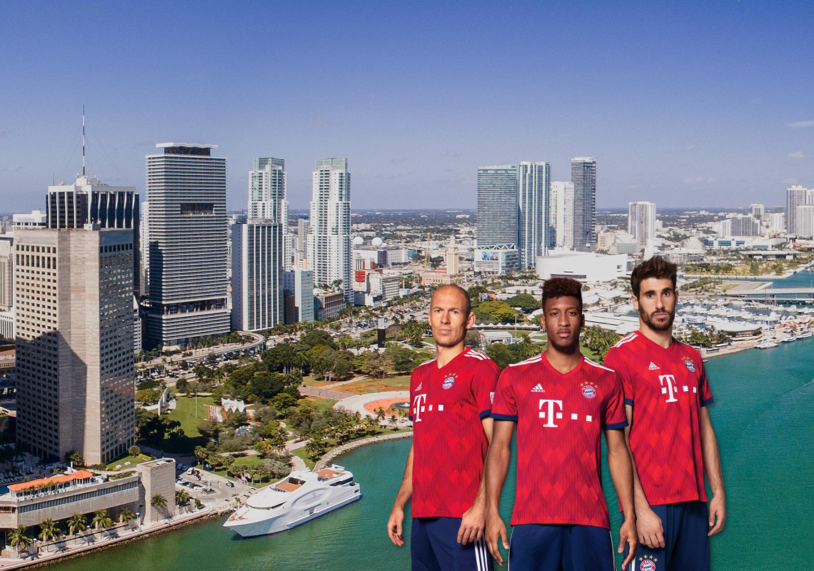 Become part of the FC Bayern Global Family