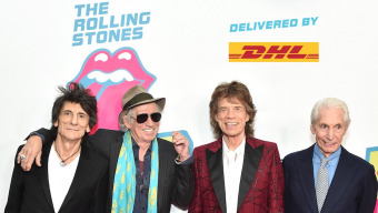 The Rolling Stones unlock Exhibitionism treasure trove in NYC