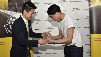 DHL Japan announces winners for the 12th DHL Designer Award at Amazon Fashion Week TOKYO