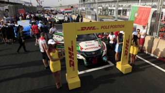 FIA WTCC: DHL Pole Position Award