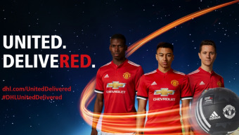 UNITED. DELIVERED.: DHL DELIVERS MANCHESTER UNITED TO FANS AROUND THE WORLD