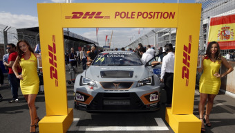 FIA WTCR: DHL Pole Position Award
