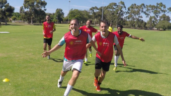 UNITED. DELIVERED.: Die Hards Down Under
