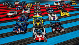 DHL to partner FIA WEC during longest season in history
