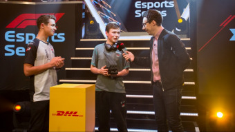 Brendon Leigh wins for Mercedes-AMG Petronas Esports in the F1 New Balance Esports Pro Series