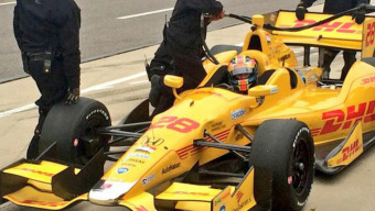 Andretti Autosport kicks off whirlwind IndyCar season in St. Petersburg