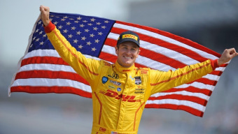 Andretti Autosport's Hunter-Reay named Best Driver again