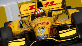 Ryan Hunter-Reay wraps Indycar season with Andretti Autosport