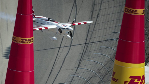 Red Bull Air Race in Fort Worth: No let-up before the end