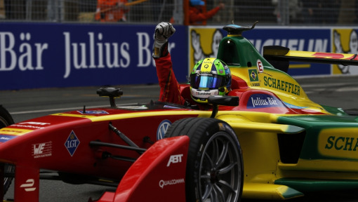 Lucas di Grassi's diary from the Berlin ePrix