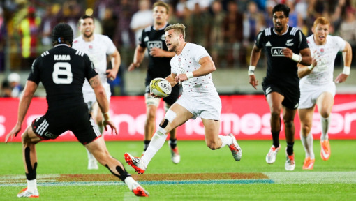 All Sights Set on World Rugby Sevens