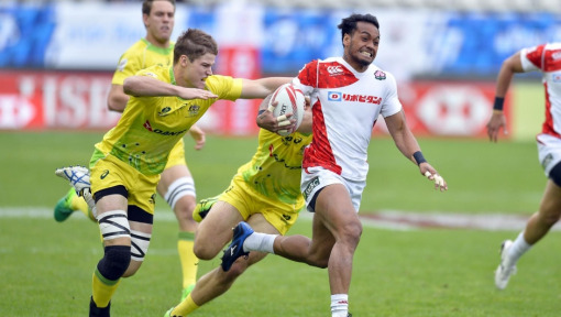 Omnipresent Siosifa Lisala takes Paris DHL Impact Player Award