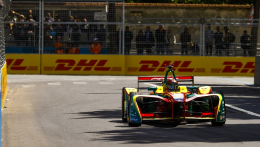 DHL launches eChampions Award with Formula E