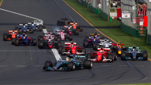 Formula 1 in 2018: New rules, drivers and tracks