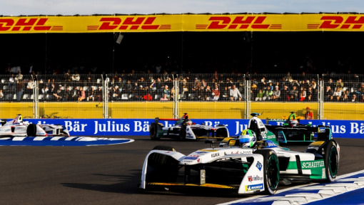 Premiere in Chile: ABB FIA Formula E Breaks New Ground in Santiago