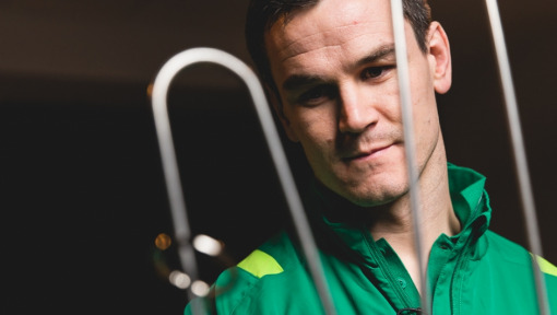 Irish Rugby Stars Take the DHL Good Hands Challenge