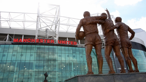 UNITED. DELIVERED.: In the shadows of Old Trafford
