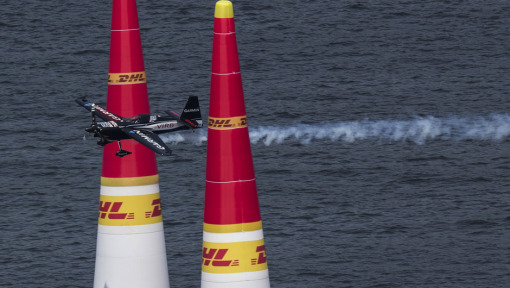 SUCCESSFUL DEBUT IN JAPAN FOR RED BULL AIR RACE