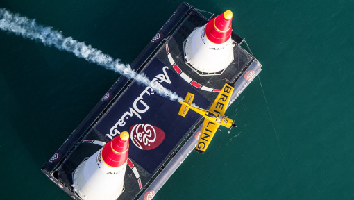 Red Bull Air Race takes to the air in Abu Dhabi
