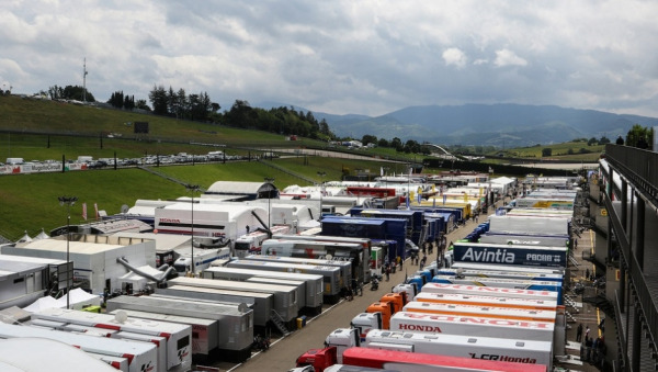 The MotoGP™ paddock comes back to life