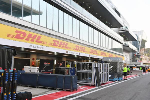 DHL extends logistics partnership with Formula 1