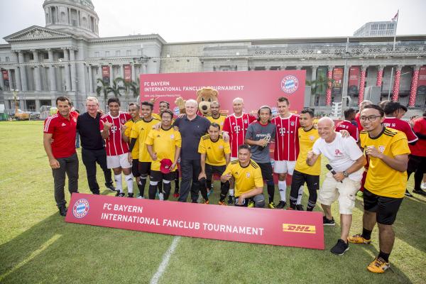 FC Bayern Summer Tour 2017