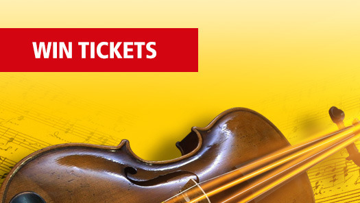 Win tickets to Andris Nelsons' inauguration tour