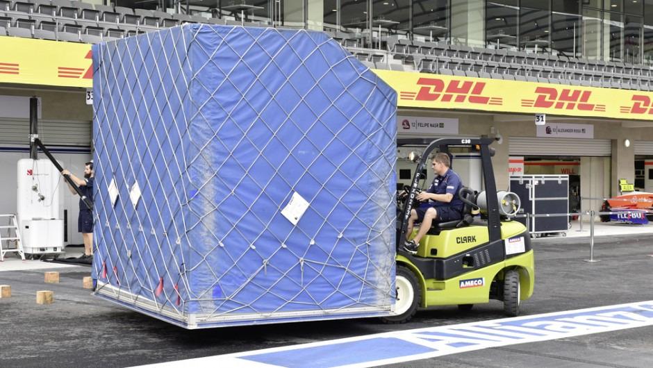 Fastest Forklift