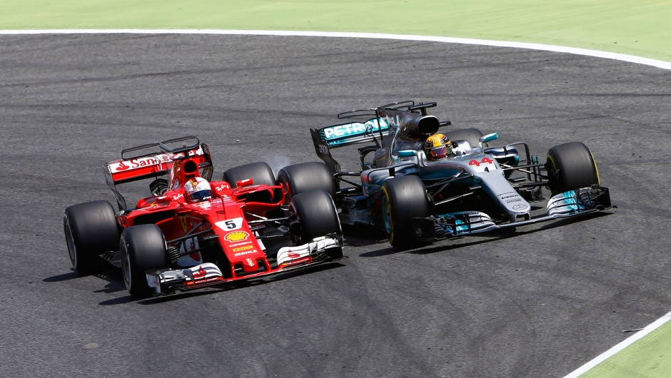 Formula 1: We compare times of the 2017 generation of cars with those of 2016